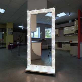 Напольные гримёрные зеркала
